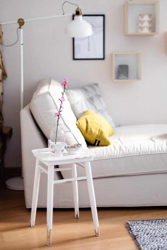 Homestory bei Melanie vom Blog Wienerwohnsinn mit ihrem Zuhause im skandinavischen Look
