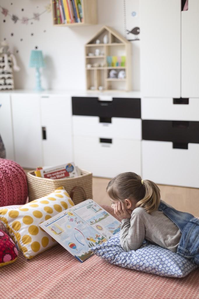 Dekoideen für das Kinderzimmer mit Melanie vom Blog Wienerwohnsinn