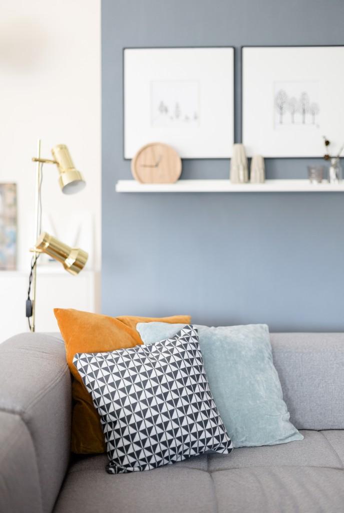 Zu Besuch bei Melanie vom Blog Wienerwohnsinn und ihrer Wohnung im skandinavischen Look