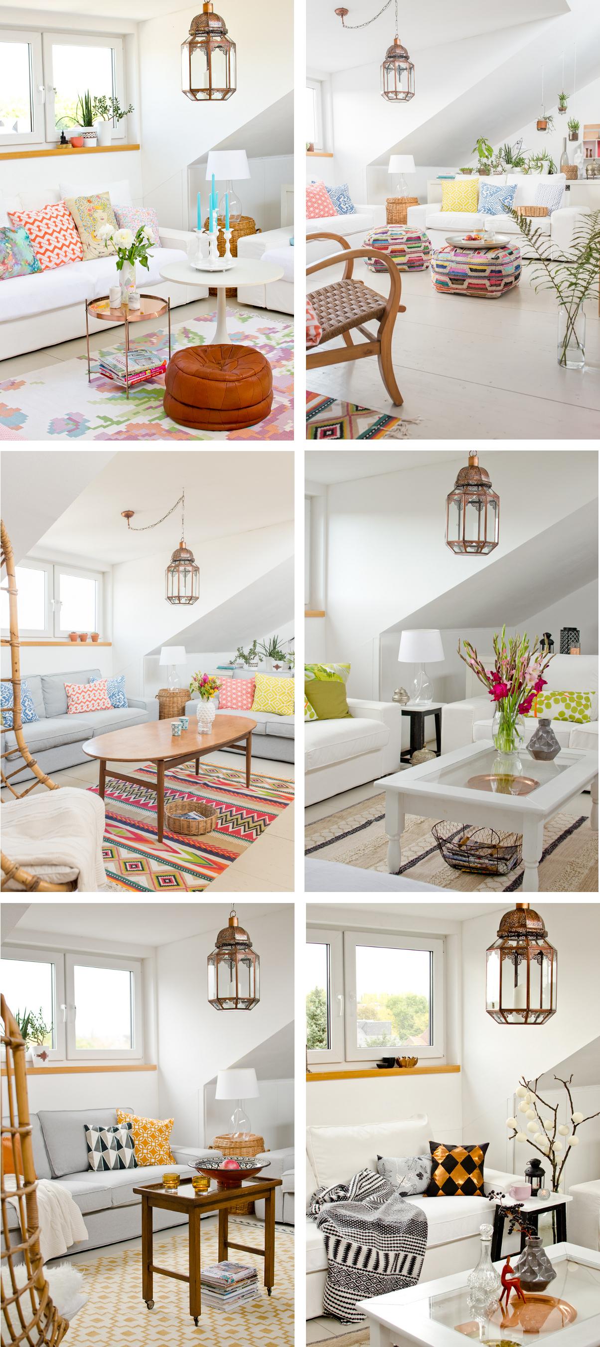 Dekoideen für das Wohnzimmer von Katharina von Leelah loves