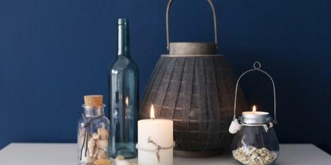 dekoidee herbstliche tischdeko sch n bei dir by depot. Black Bedroom Furniture Sets. Home Design Ideas