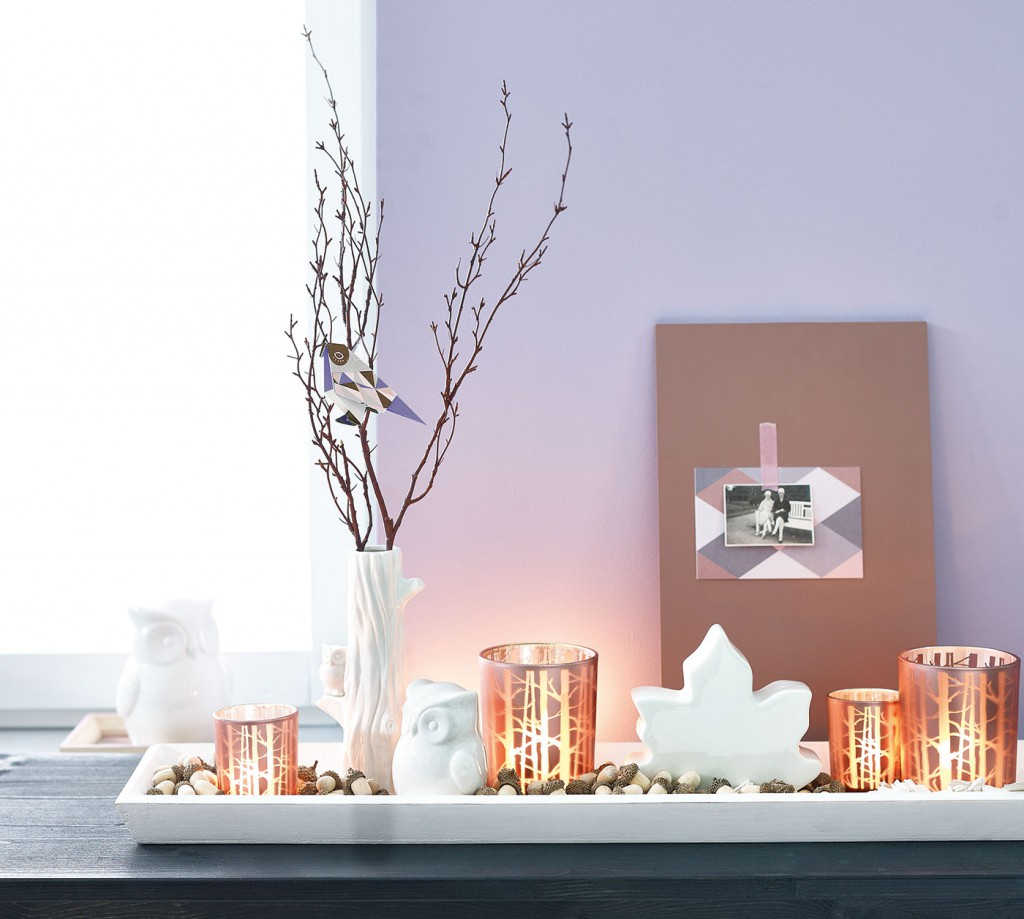 tablett im herbst look sch n bei dir by depot. Black Bedroom Furniture Sets. Home Design Ideas