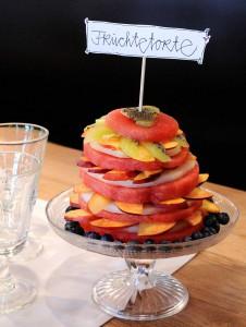 Früchte-Torte