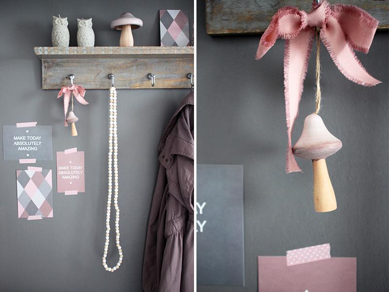 Dekoration-für-die-Garderobe