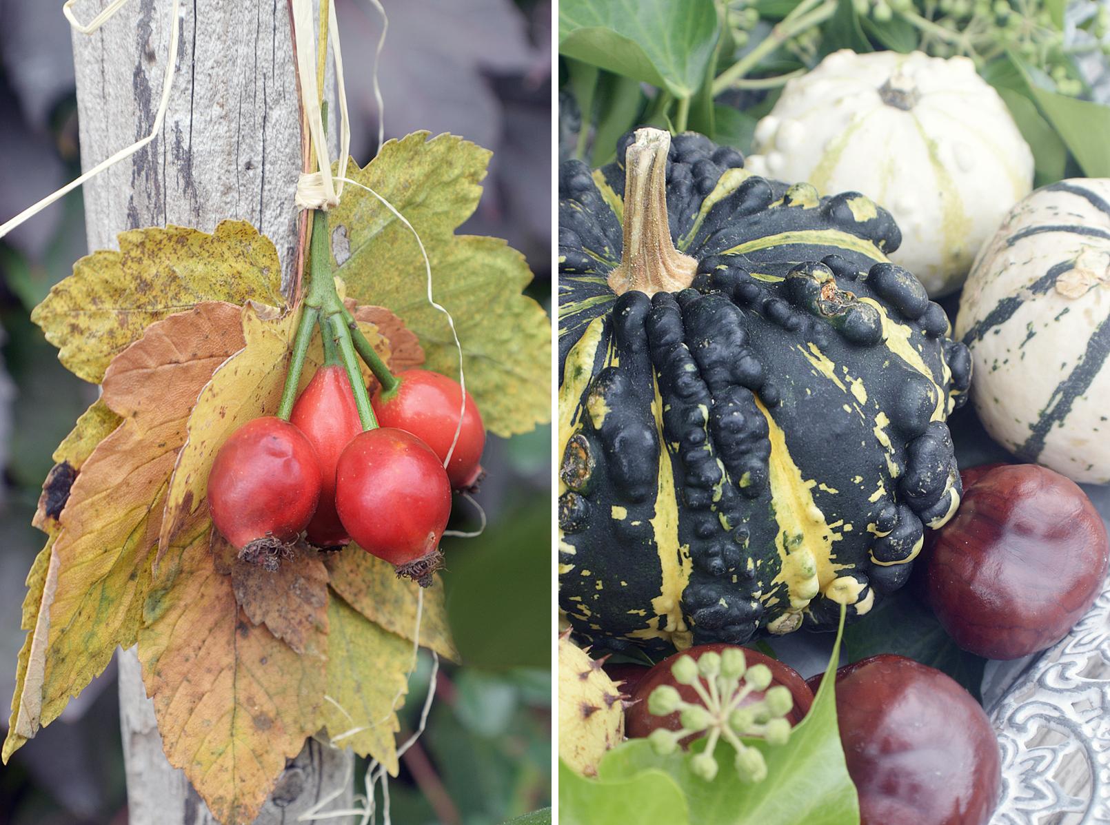 gartendeko herbstdekoration fur den garten – sarakane, Garten und erstellen