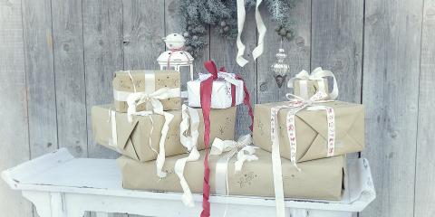 Weihnachtsgeschenke liebevoll verpacken 4