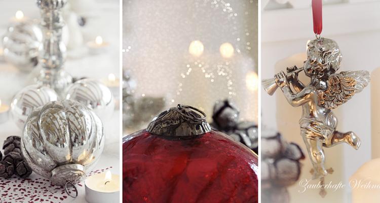 Zauberhafte Weihnachtszeit - Dekoideen fürs Wohnzimmer   Schön bei ...