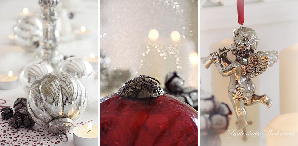 Zauberhafte weihnachtszeit dekoideen f rs wohnzimmer for Zimmerdeko weihnachten
