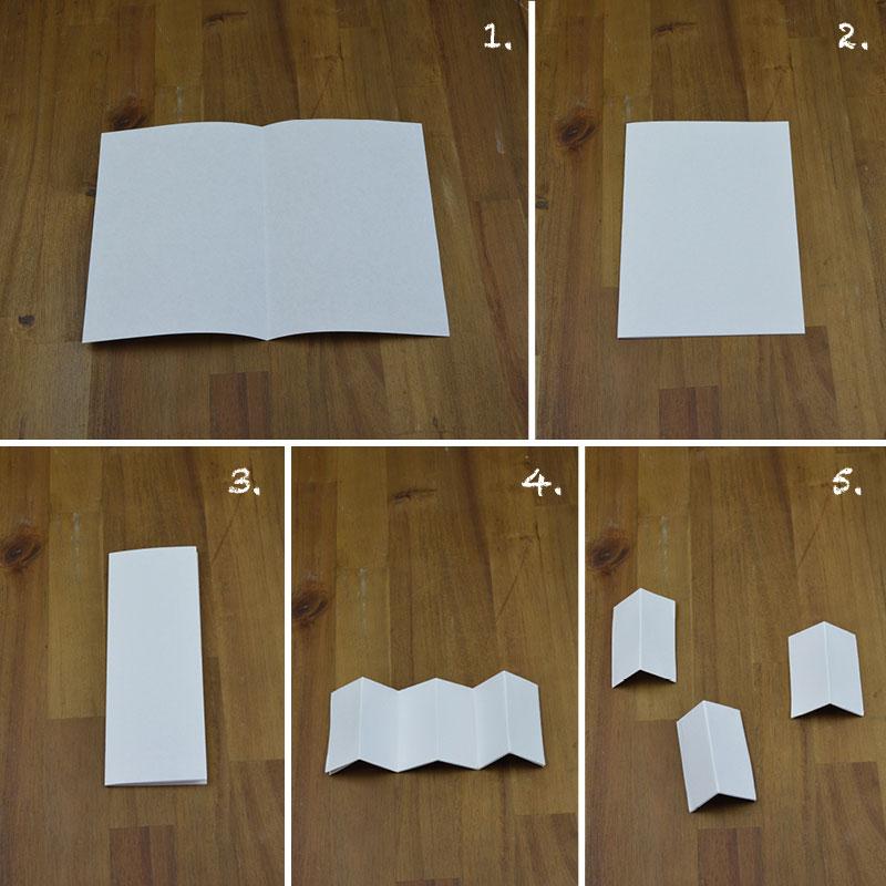 Posting_Papiertannenbaum