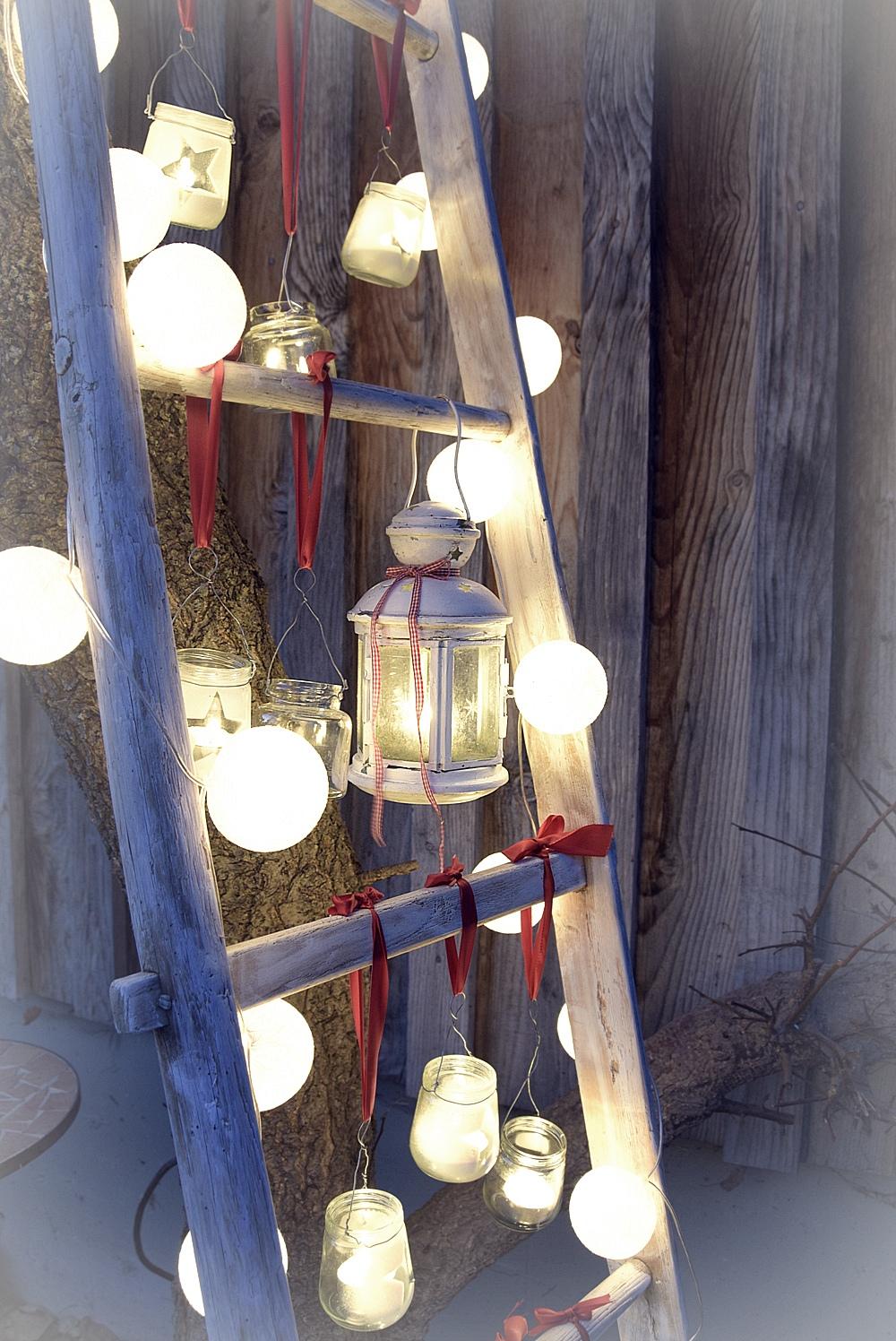 Weihnachtlicher Lichterglanz 5j