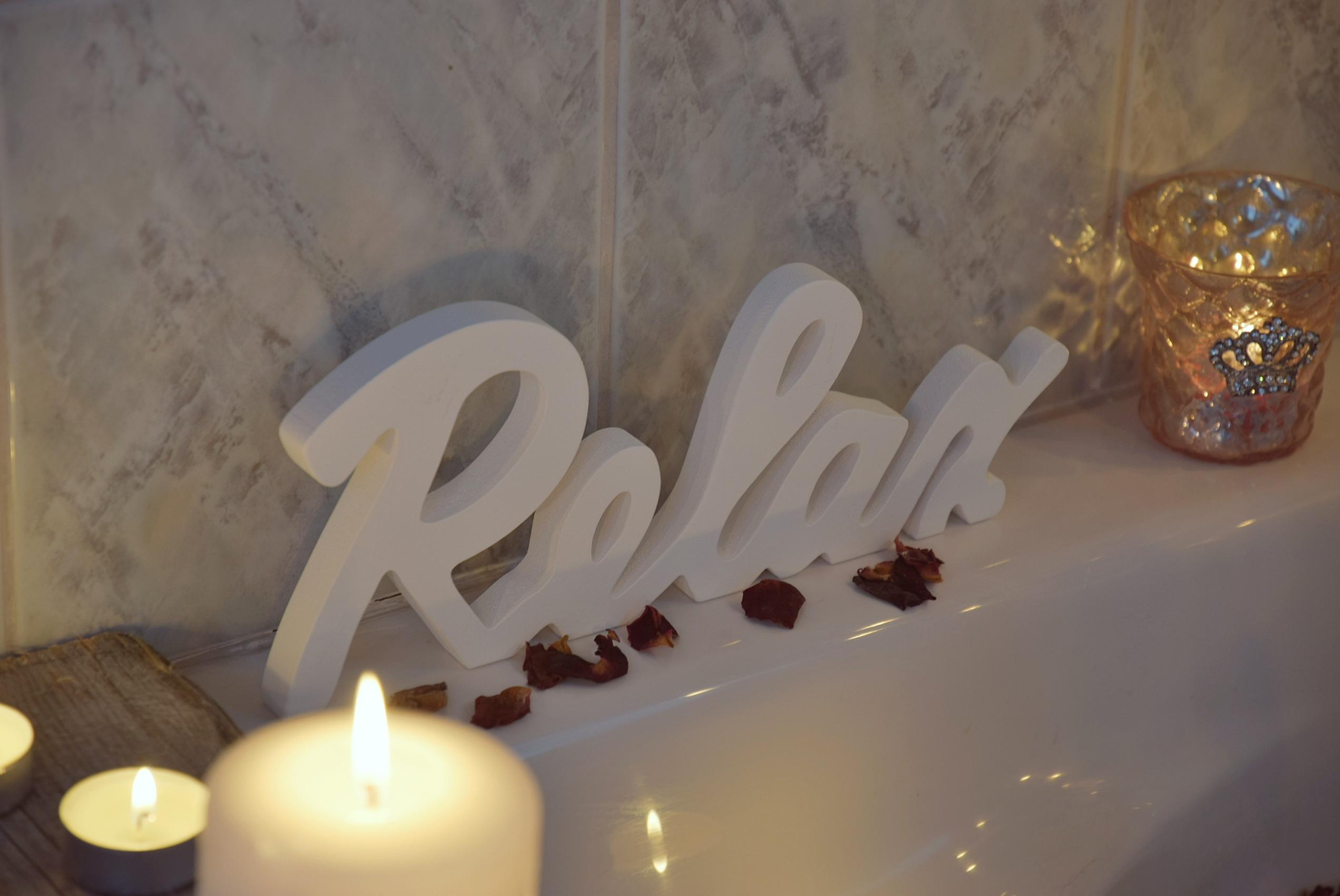Wohlfühloase Badezimmer 16k