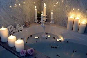 Wohlfühloase Badezimmer 19 V