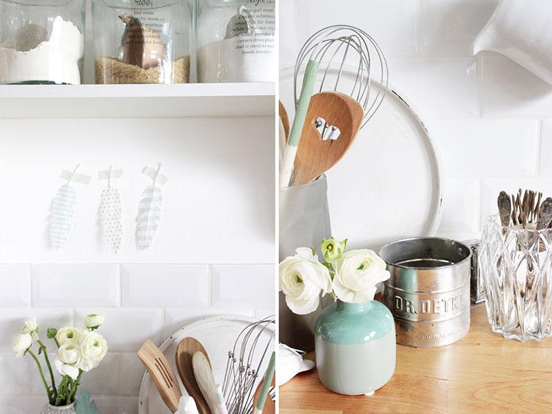 Frühlingsdeko-in-der-Küche