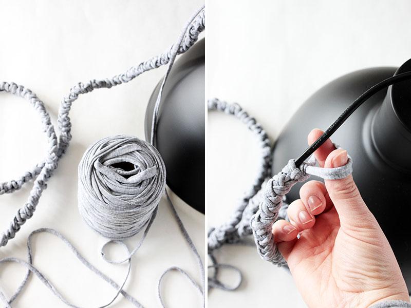 DIY-Kabelverschönerung