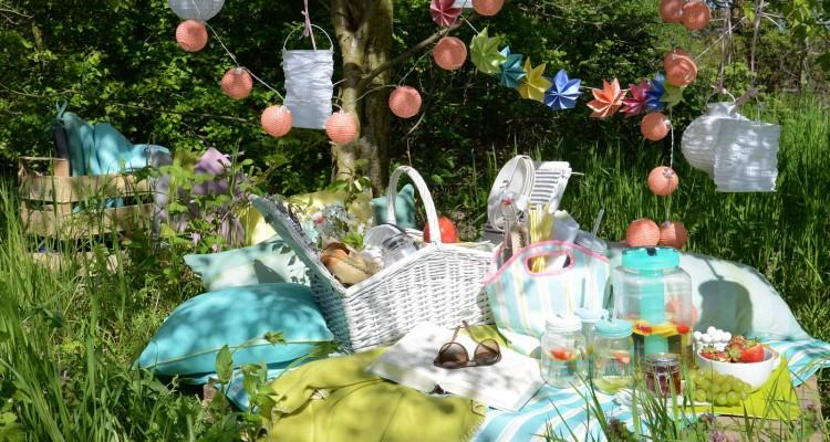 sommerzeit ist picknickzeit sch n bei dir by depot. Black Bedroom Furniture Sets. Home Design Ideas