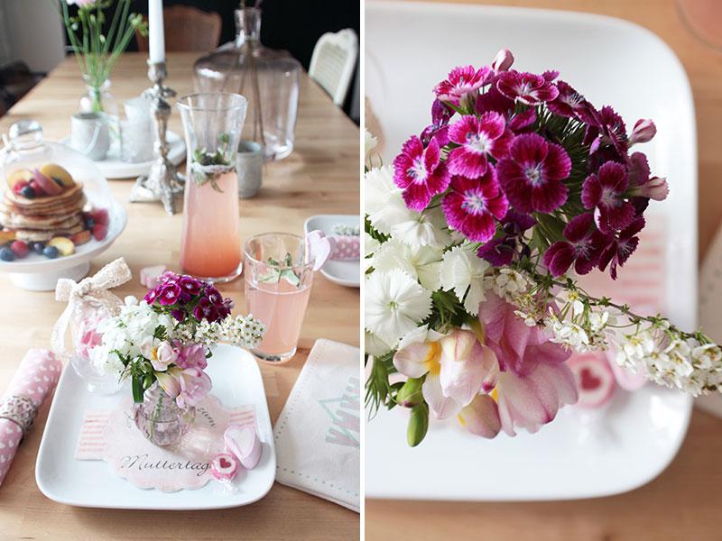Gedeckter Tisch zum Muttertagsfrühstück   Schön bei dir by DEPOT