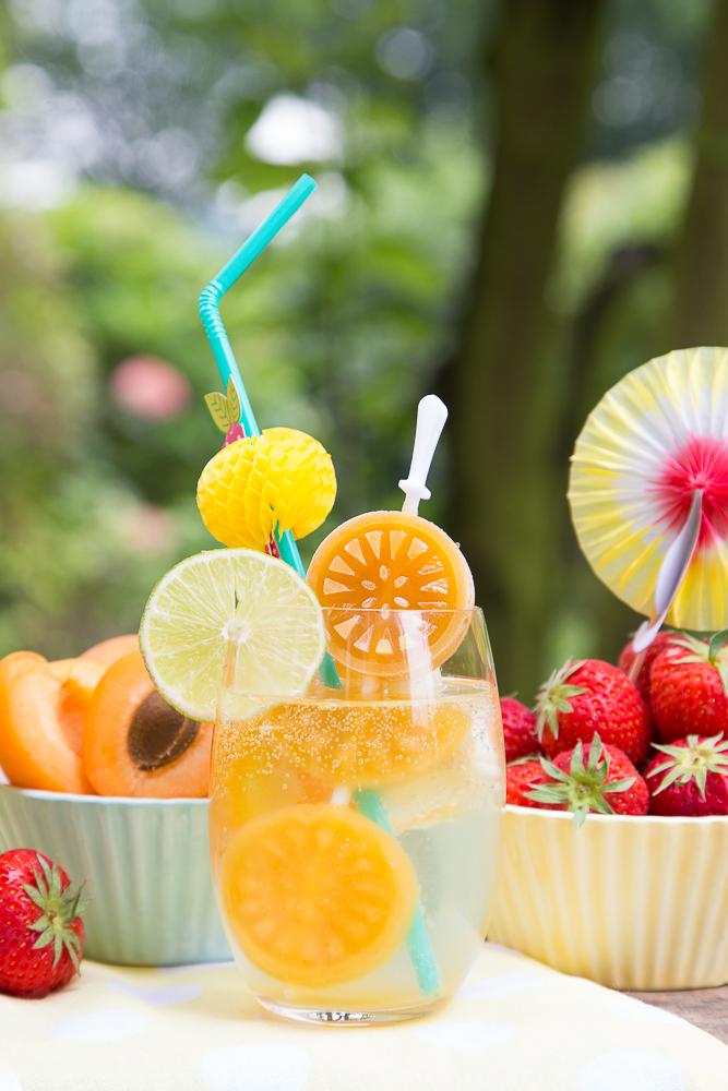 Erfrischende Sommerdrinks - Wasser mal anders!