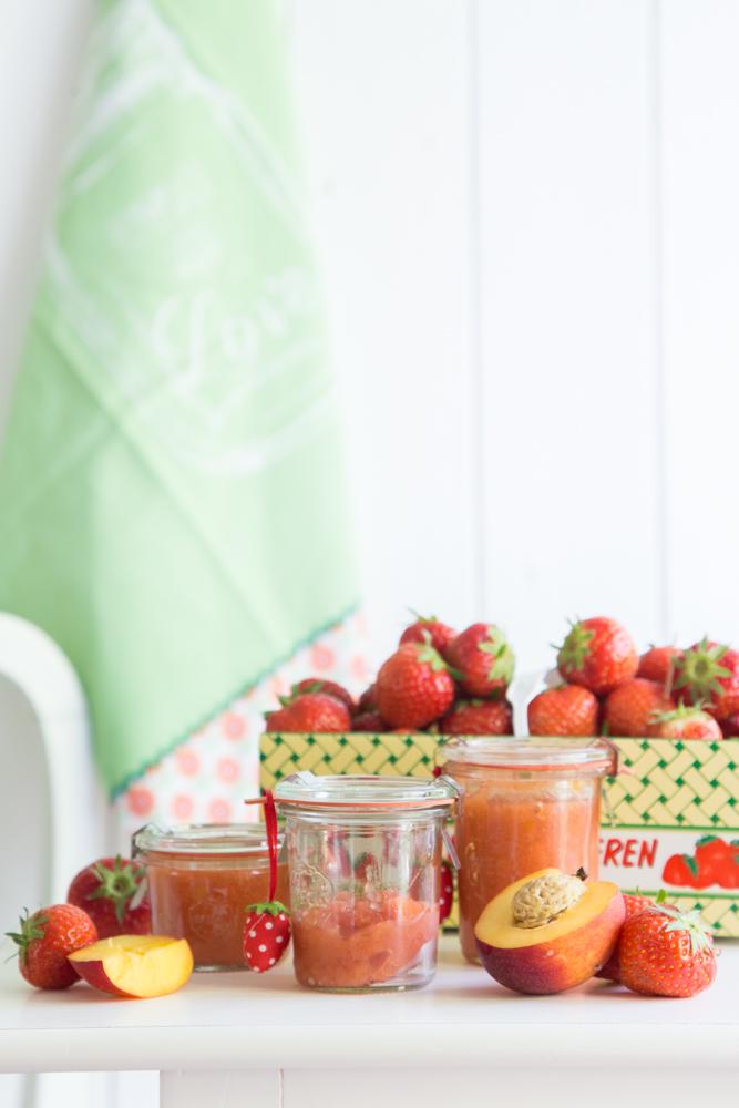 Fruchtiges für den Frühstückstisch