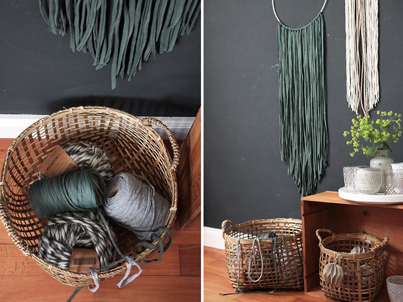 diy makramee als wanddekoration im ethno look sch n bei dir by depot. Black Bedroom Furniture Sets. Home Design Ideas