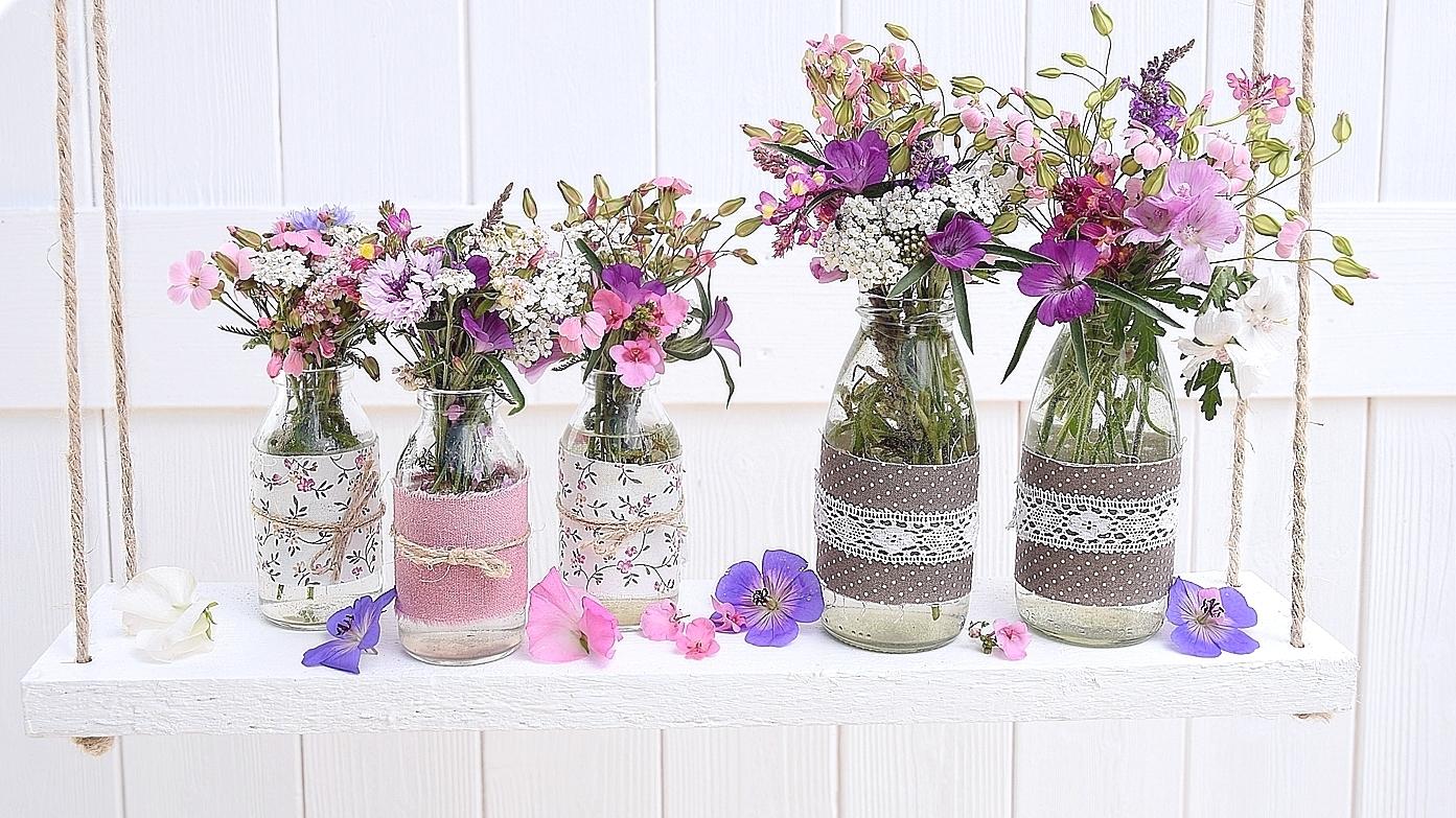DIY-Blumenschaukel 3kv
