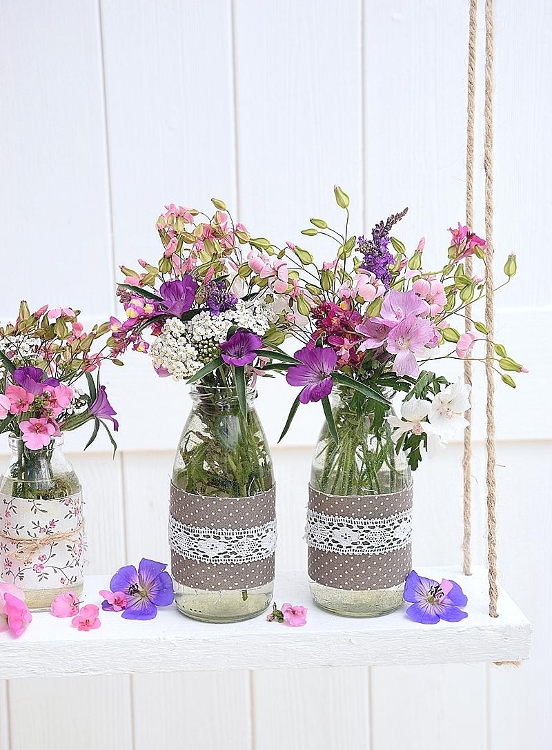 DIY-Blumenschaukel 4k