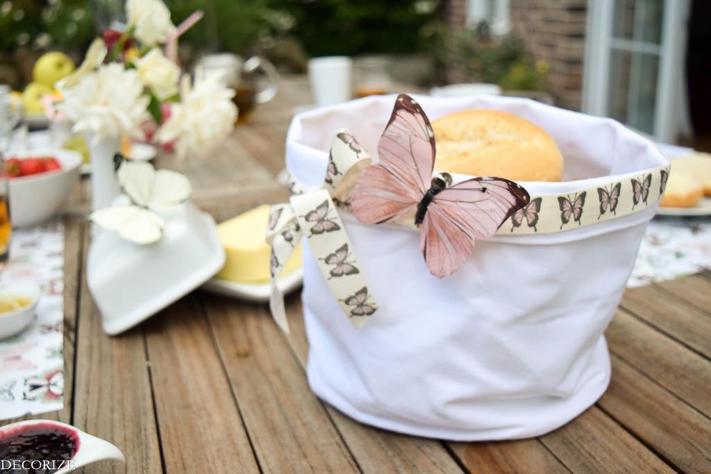 Sommer-Tischdeko Schmetterling-10