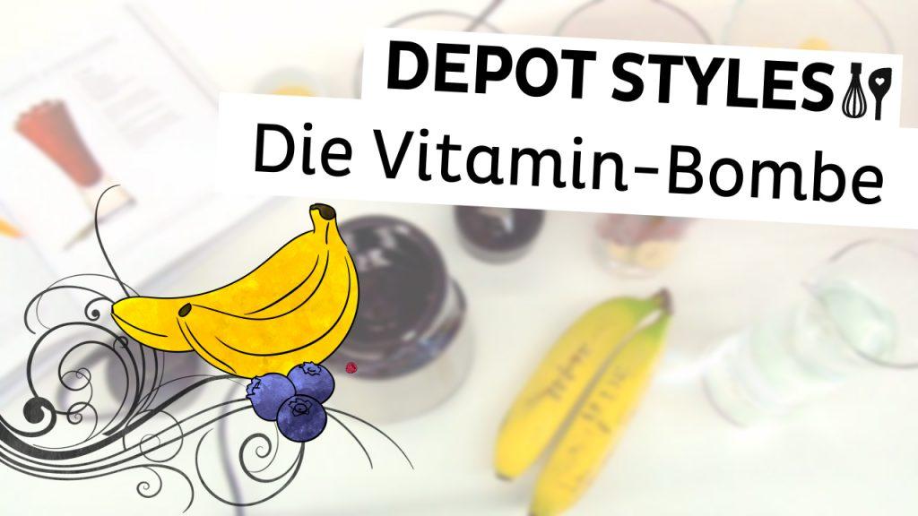 DEPOT Styles - Der Smoothie-Maker in Aktion - Schön bei Dir powered by DEPOT