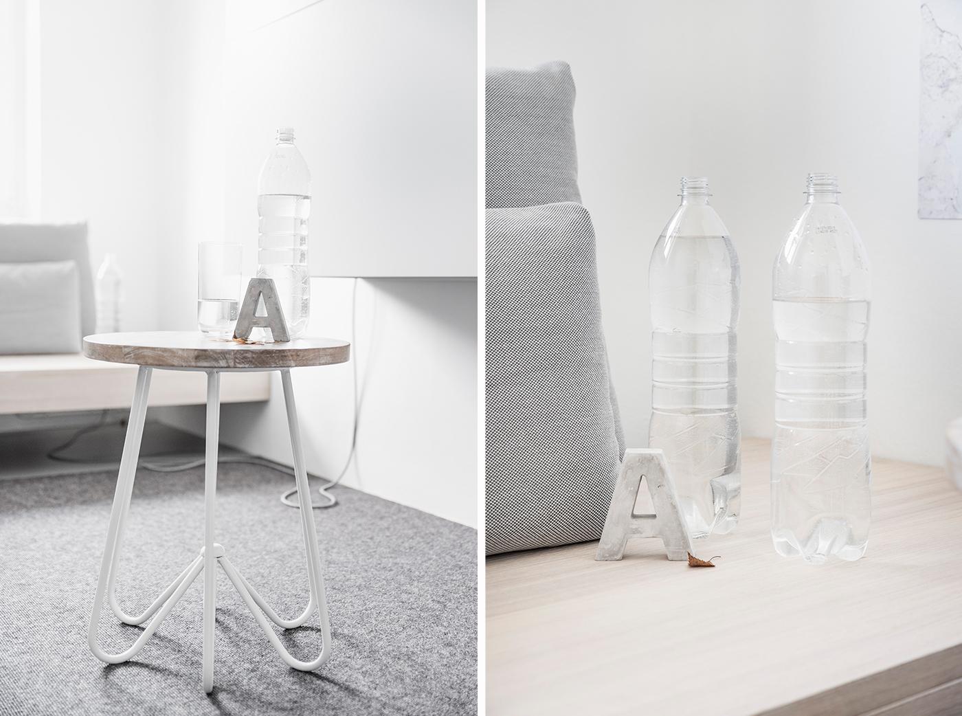 Praktische Kleinmöbel - Design Beistelltisch