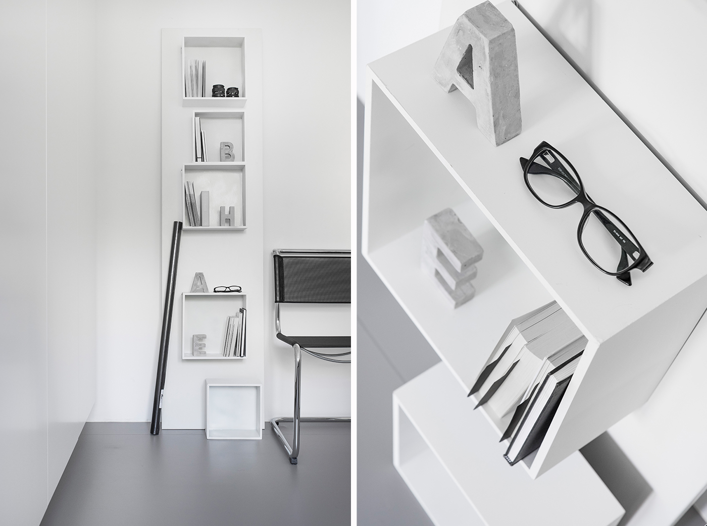 ein regal selber bauen leben mit b chern sch n bei dir by depot. Black Bedroom Furniture Sets. Home Design Ideas