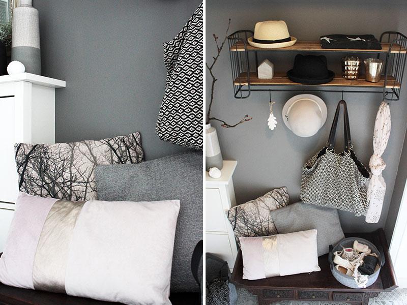 flur aufr umen und im herbstdeko look gestalten sch n bei dir by depot. Black Bedroom Furniture Sets. Home Design Ideas