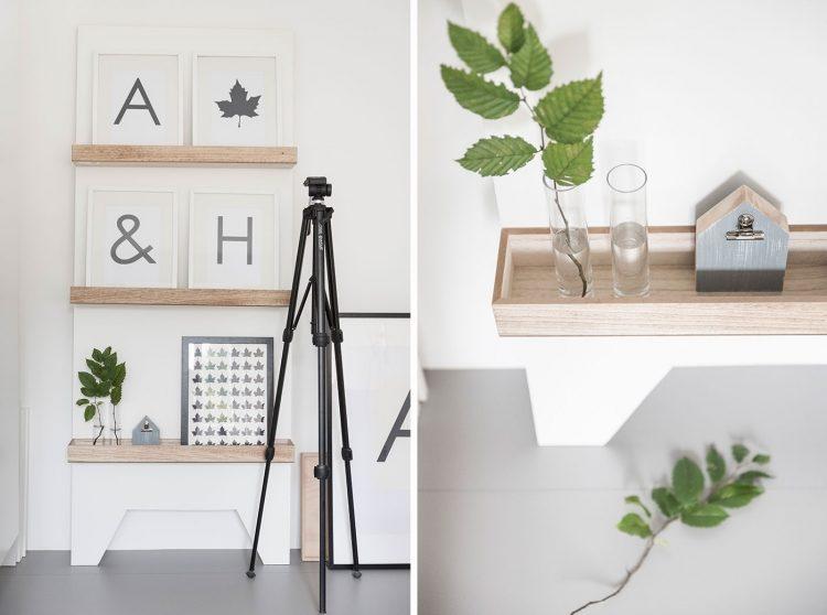 Tipps und Ideen für eine Bilderwand