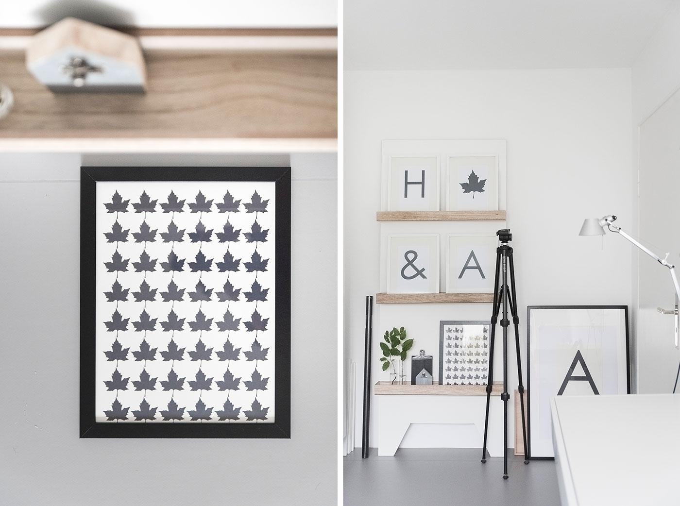 mobile bilderwand mit bildern dekorieren sch n bei dir by depot. Black Bedroom Furniture Sets. Home Design Ideas