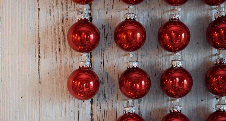 Depot Weihnachtskugeln.Xmas Diy Hirsch Aus Weihnachtskugeln 6k Schön Bei Dir By Depot