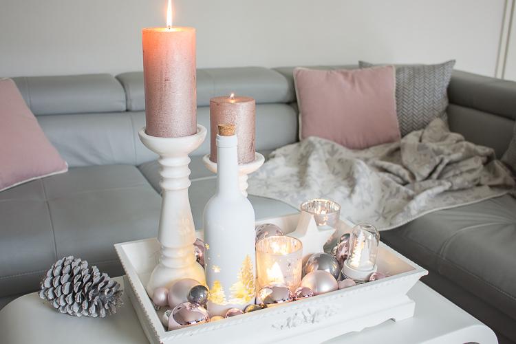 gem tliches winterleuchten mit kerzen und lichtobjekten. Black Bedroom Furniture Sets. Home Design Ideas