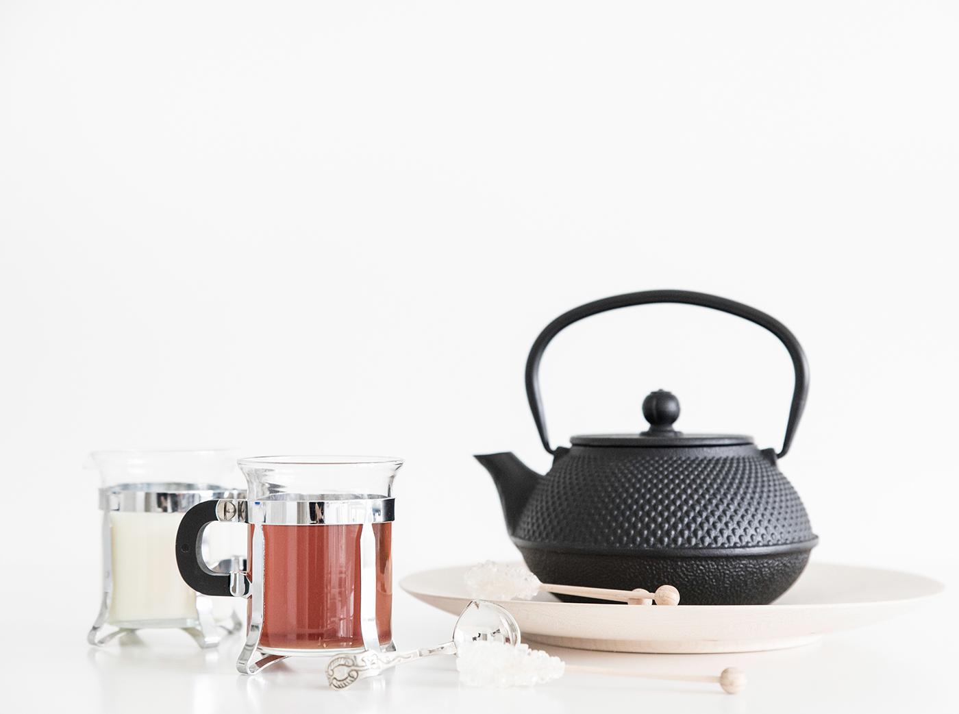 Was haben die Ostfriesen für eine Teekultur.