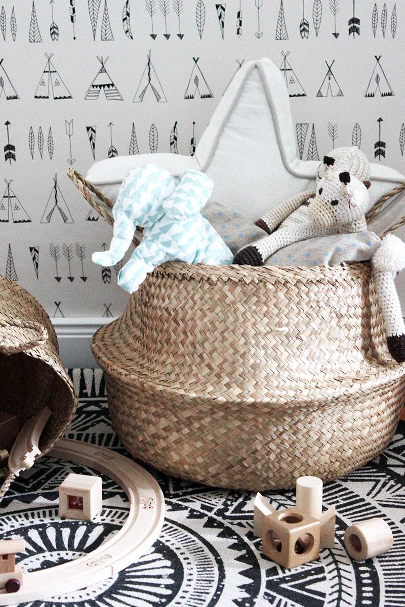 trendkorb 3 wohn ideen mit dem coolen bast korb sch n bei dir by depot. Black Bedroom Furniture Sets. Home Design Ideas