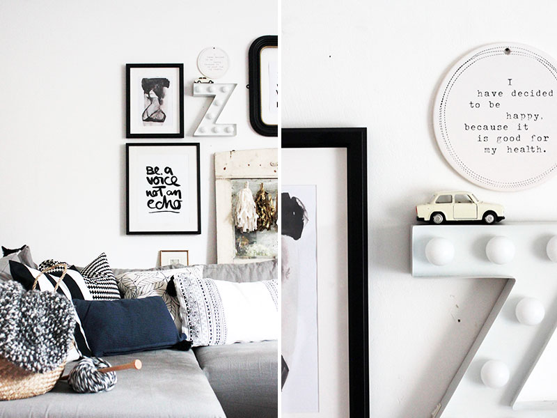 Wanddekoration-im-gemütlichen-Wohnzimmer