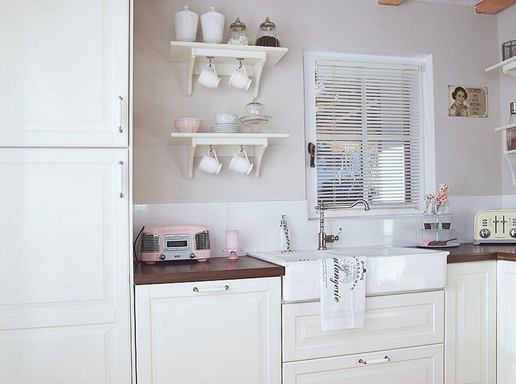 Wohnstory - Einblicke in die Landhausküche
