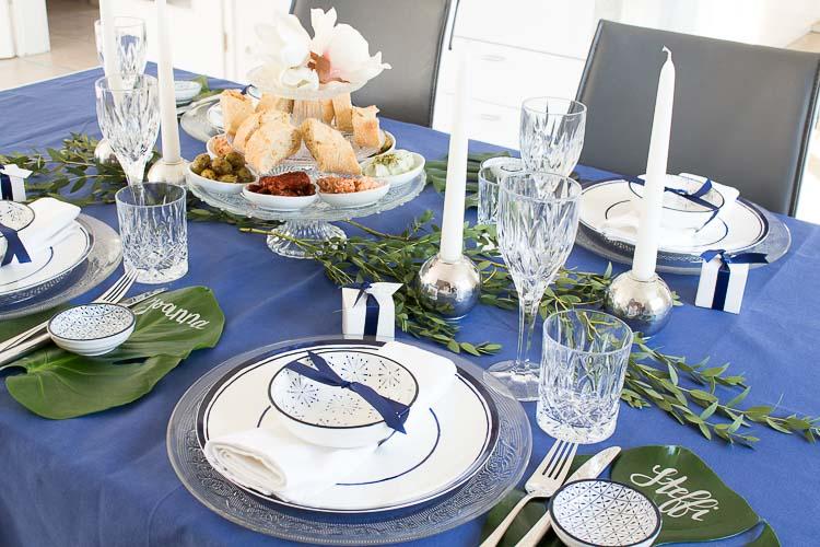 5 Tipps für die perfekte Tischdeko