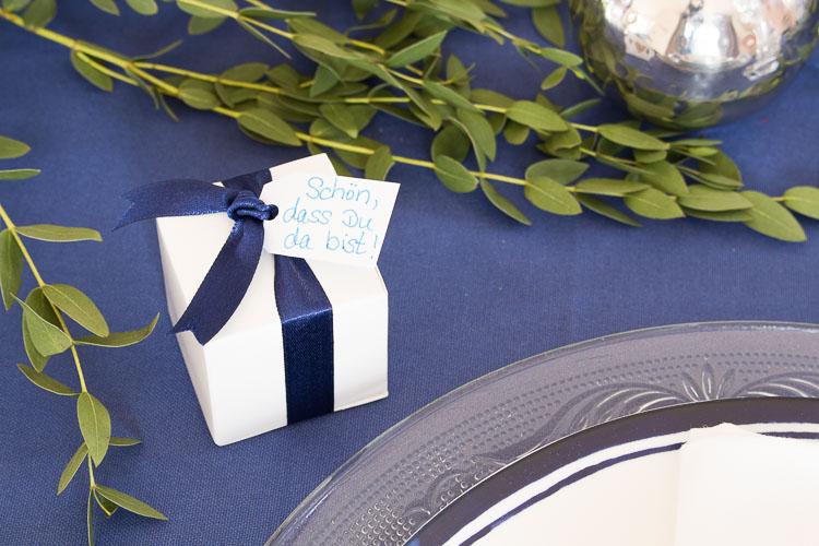 5 Tipps für die perfekte Tischdeko - Gastgeschenk