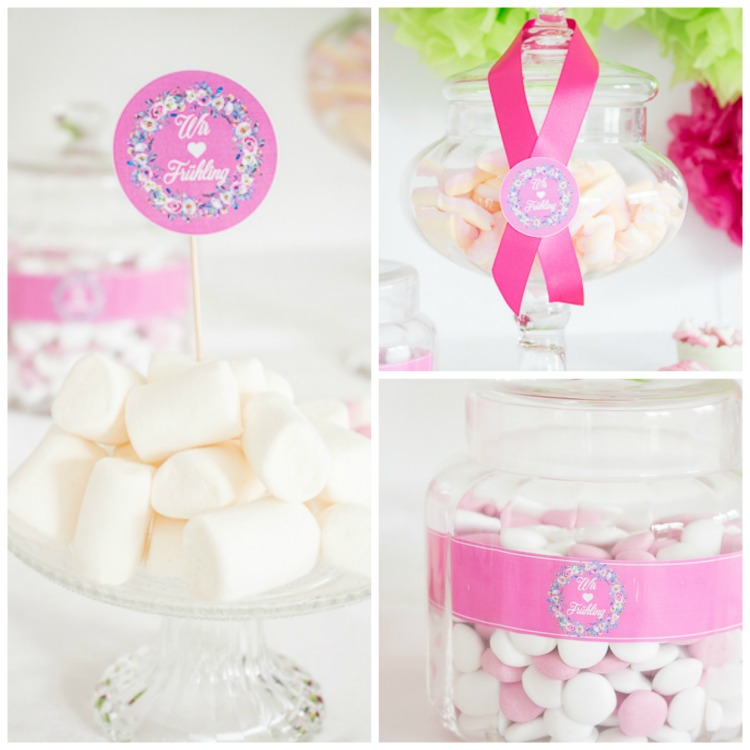 DEPOT fruehlingshafte Candybar (collage)