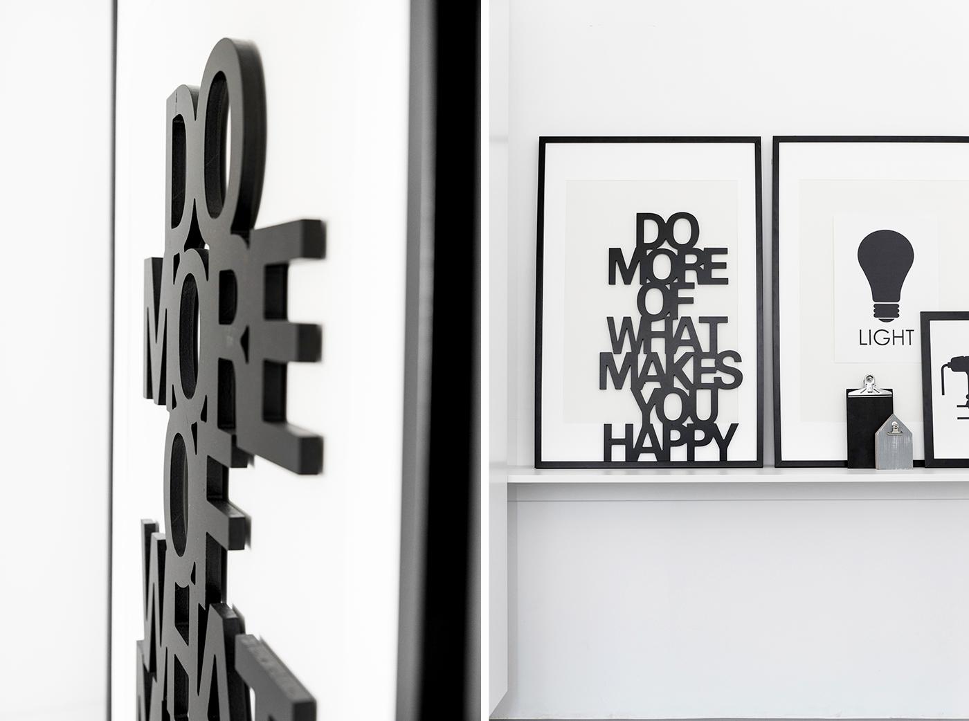 Coole Grafiken für eine Bilderwand.