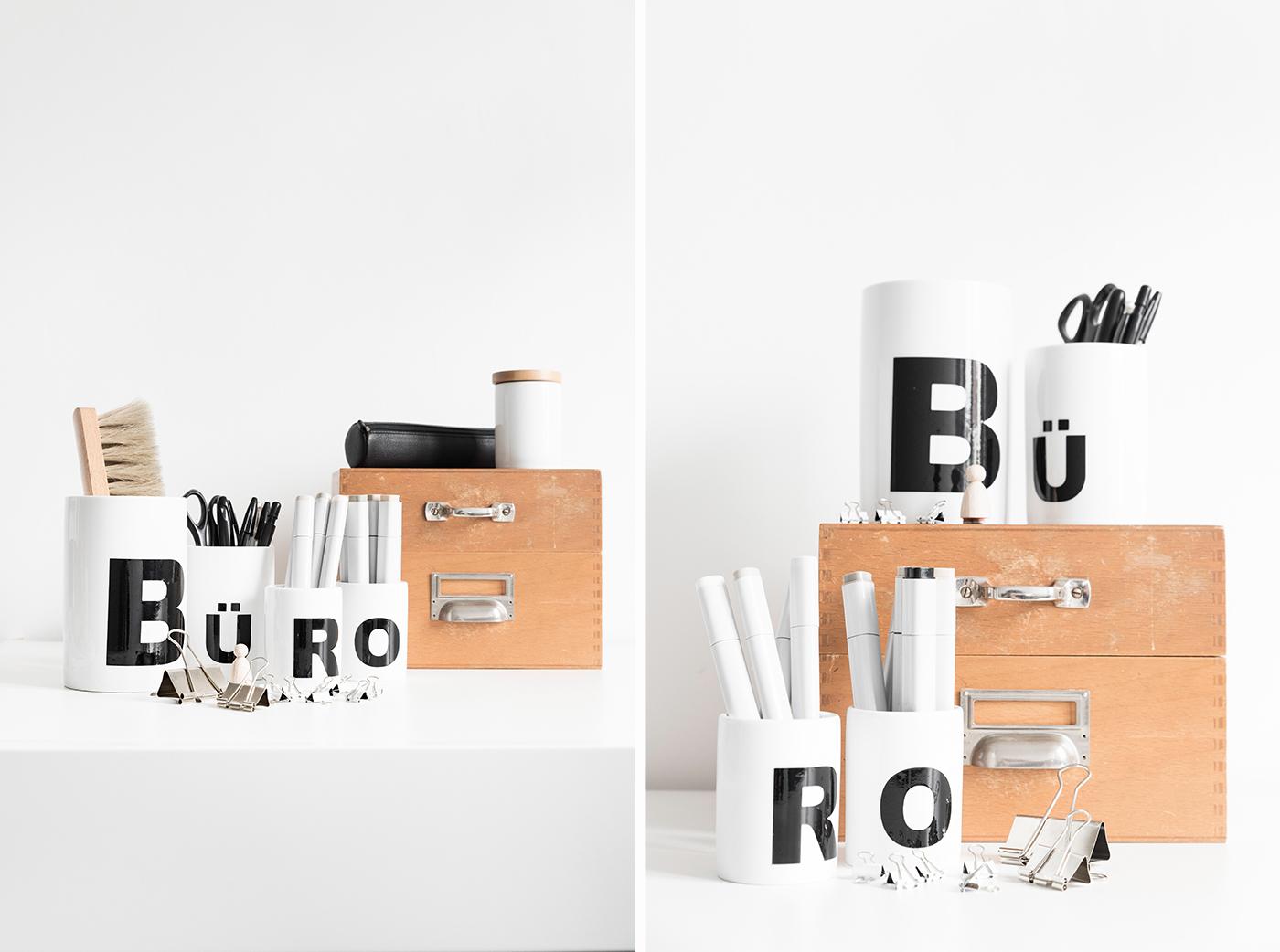 dekotrend porzellan mit buchstaben bekleben sch n bei dir by depot. Black Bedroom Furniture Sets. Home Design Ideas