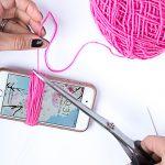 DEPOT Sommer DIY- Quasten-Decke (6 von 19)