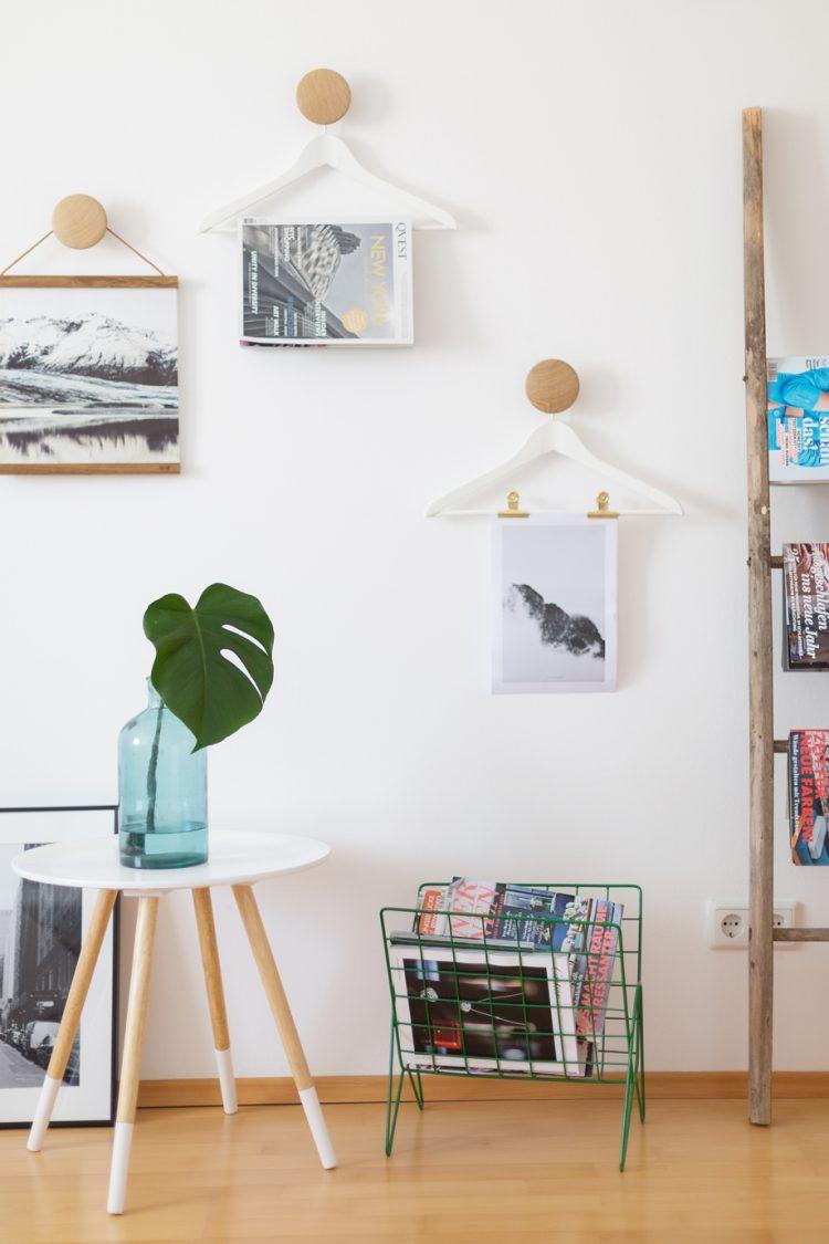 diy bilder zeitschriftenaufh ngung i sch n bei dir by depot. Black Bedroom Furniture Sets. Home Design Ideas