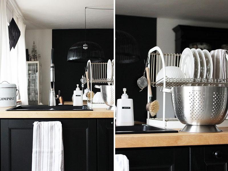 Moderne-Küche