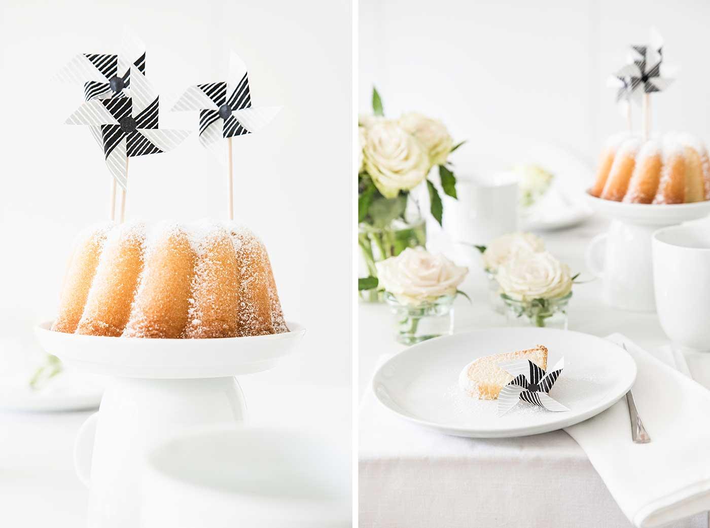 Cake-Topper selber machen