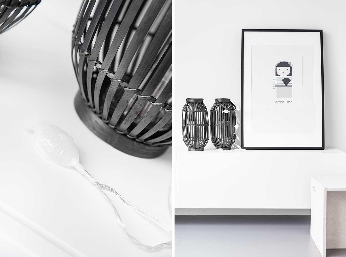 Upcycling: DIY-Lichterkette