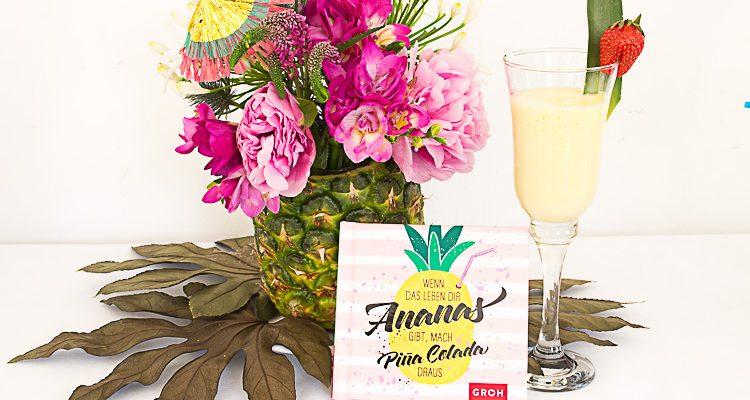 DEPOT Ananas Blumenvase (13 von 19)