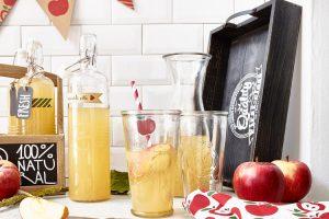 Apfel-Limo